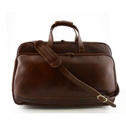 Trolley Leather Bag  - BTN1801