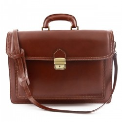 Leather Briefcase  - BBS2115