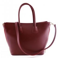 Woman Leather Handbag  -...