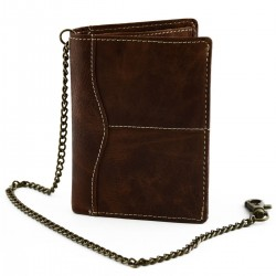 Man Leather Wallet  - PFCP2710