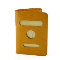 Genuine Leather Passport...