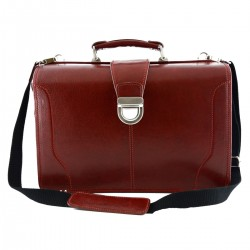 Genuine Leather Doctor Bag,...