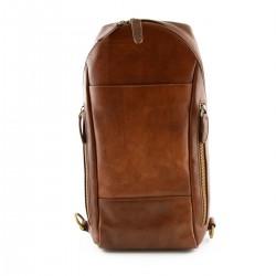 Man Backpack in Genuine...