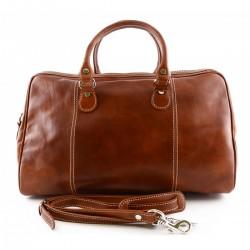Echtes Leder Reisetasche...