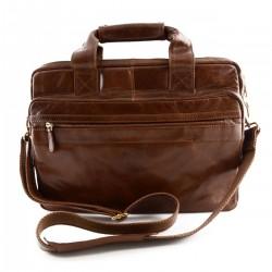 Genuine Leather Laptop Bag...