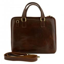 Genuine Leather Briefcase...