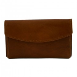 Genuine Leather Multi -...