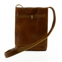 Genuine Leather Man Bag for...