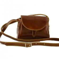 Mini Shoulder Leather Bag...