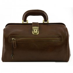 Genuine Leather Medical Bag...