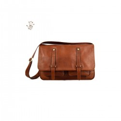 Vegetable Tanned Leather...