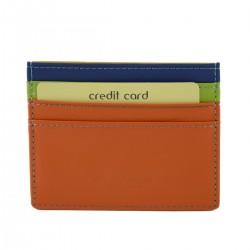 Genuine Multicolor Leather...