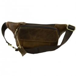 Genuine Leather Bum Bag...
