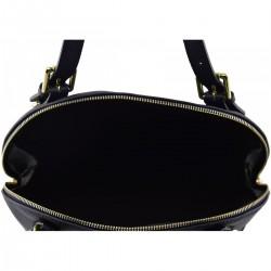 Genuine Leather Handbag  -...