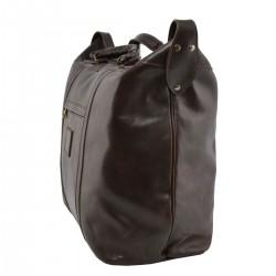 Genuine Leather Travel Bag...