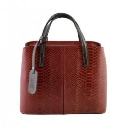 Genuine Leather Python...