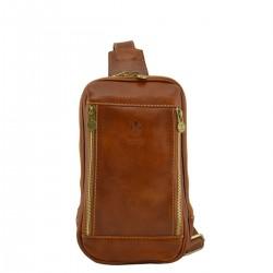 Genuine Leather Mono...