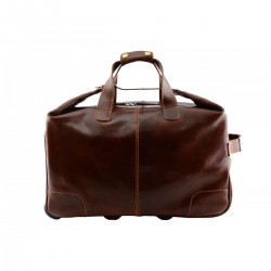 Genuine Leather Trolley...