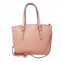 Genuine Leather Shopper  -...