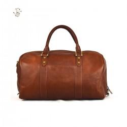 Leather Travel Bag  - BVP3503