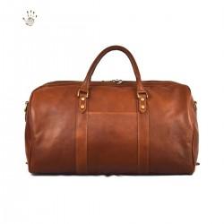 Leather Travel Bag  - BVP3504