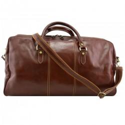 Leather Travel Bag  - BVG2001