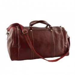 Leather Travel Bag  - BVG2002