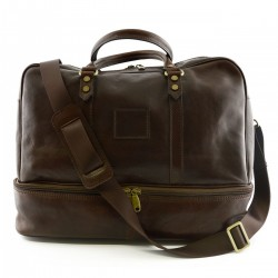 Leather Travel Bag  - BVG2003