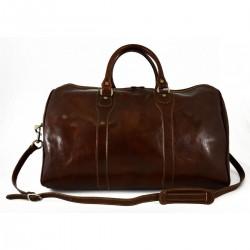 Leather Travel Bag  - BVN2005